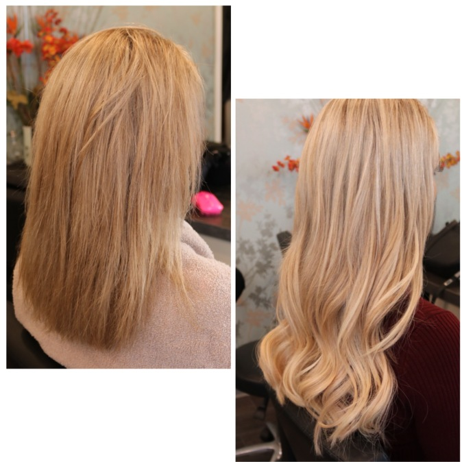 Great lengths hair extensions carabelle beauty this is only my second time having bonded hair extensions and i am sooo happy to have the length and volume back the main reason i wanted extensions was pmusecretfo Choice Image